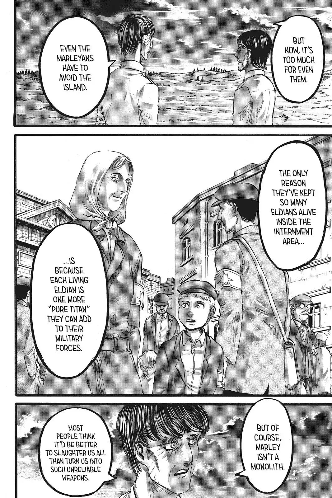Attack on Titan Chapter 89  Online Free Manga Read Image 28