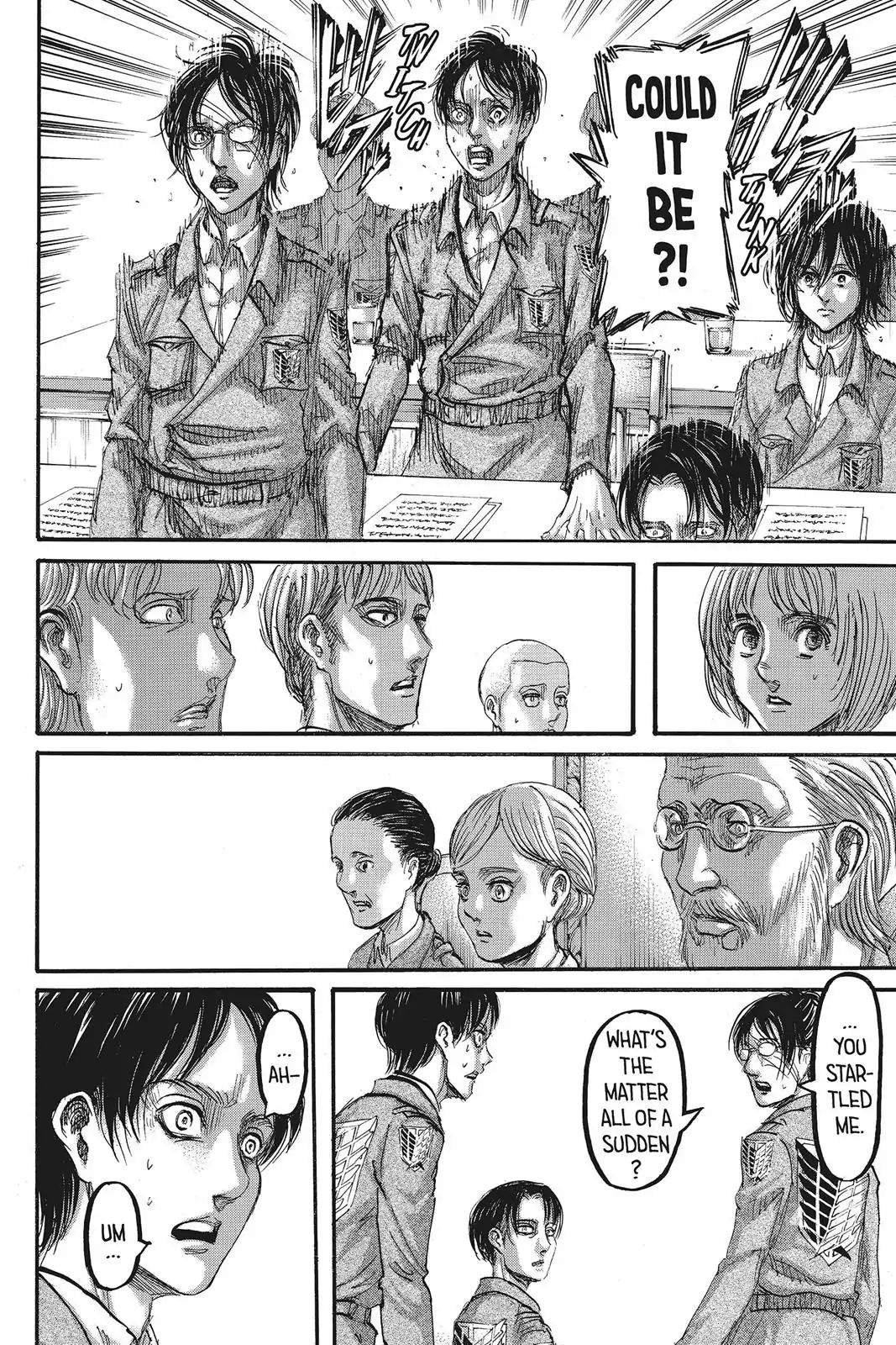 Attack on Titan Chapter 89  Online Free Manga Read Image 38