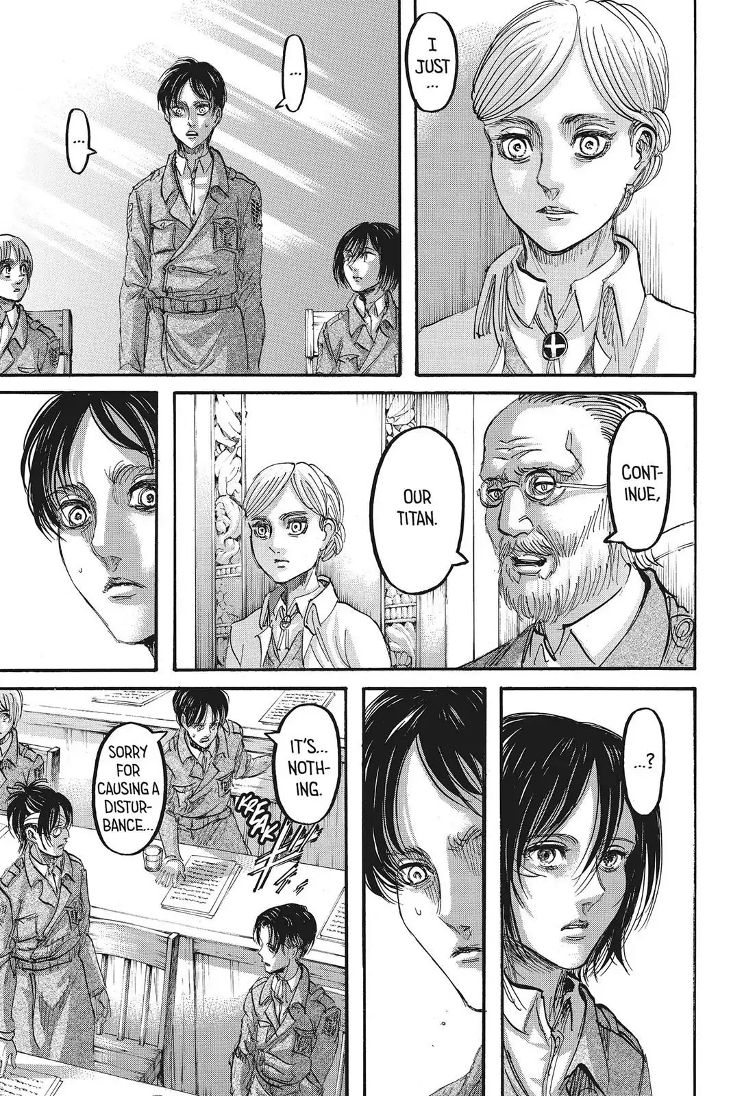 Attack on Titan Chapter 89  Online Free Manga Read Image 39