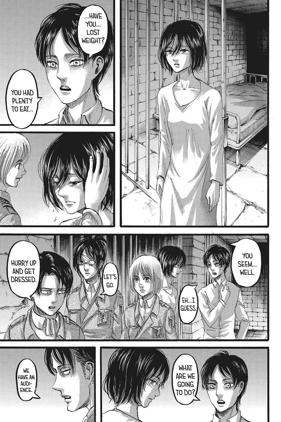 Attack on Titan Chapter 89  Online Free Manga Read Image 5