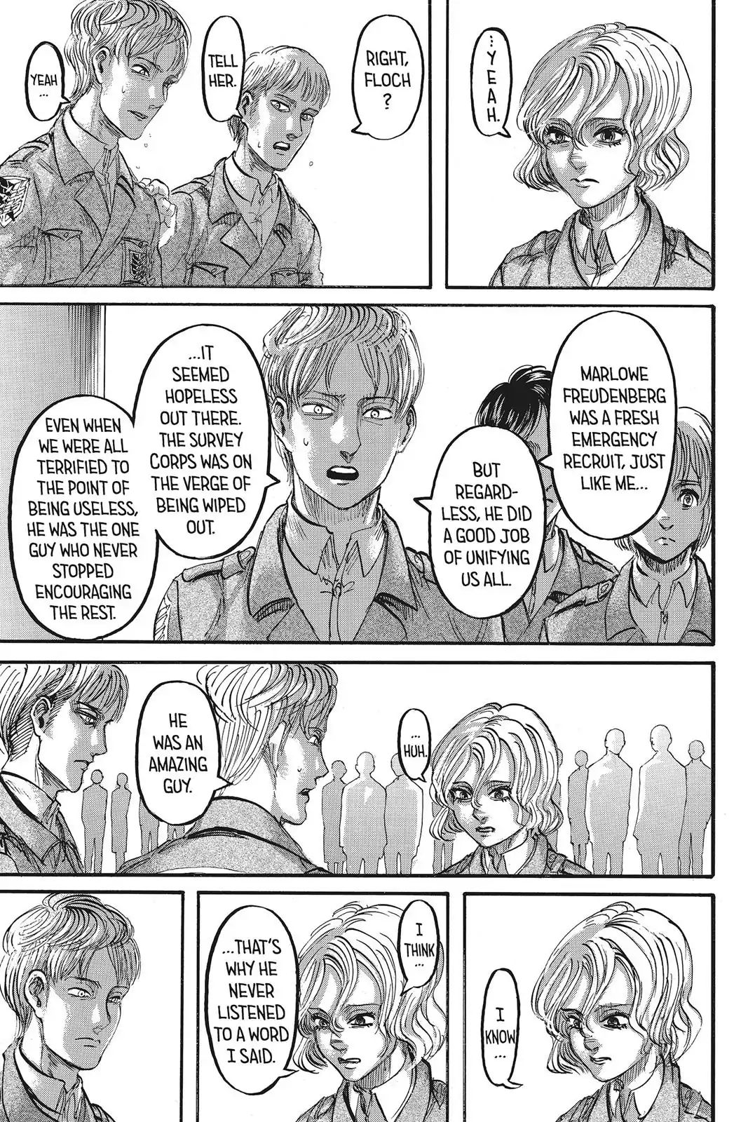 Attack on Titan Chapter 90  Online Free Manga Read Image 11