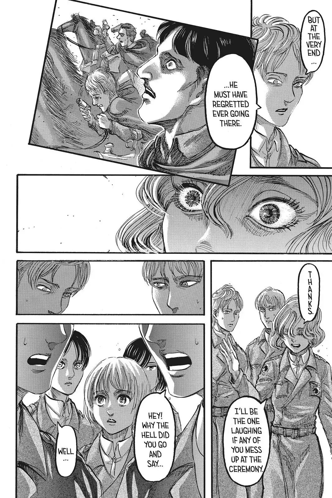 Attack on Titan Chapter 90  Online Free Manga Read Image 12