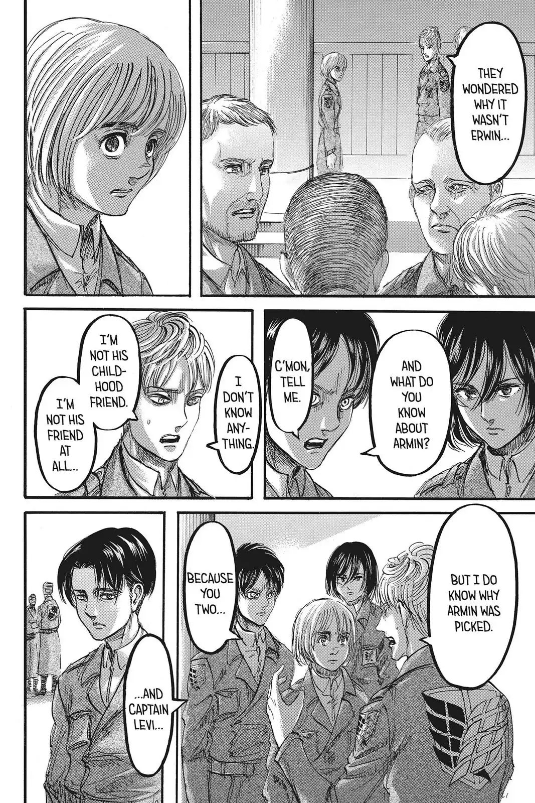 Attack on Titan Chapter 90  Online Free Manga Read Image 14
