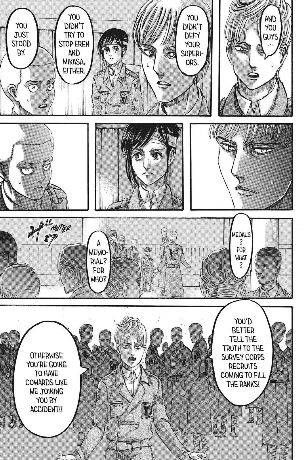 Attack on Titan Chapter 90  Online Free Manga Read Image 17