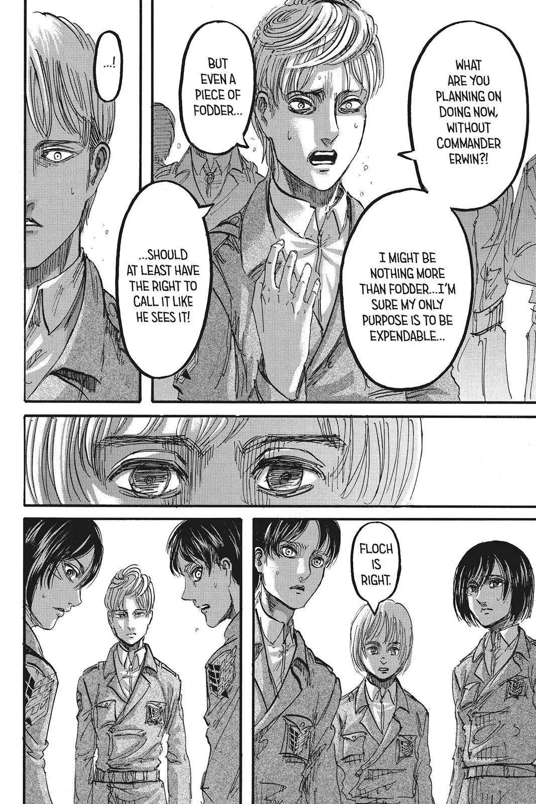 Attack on Titan Chapter 90  Online Free Manga Read Image 18