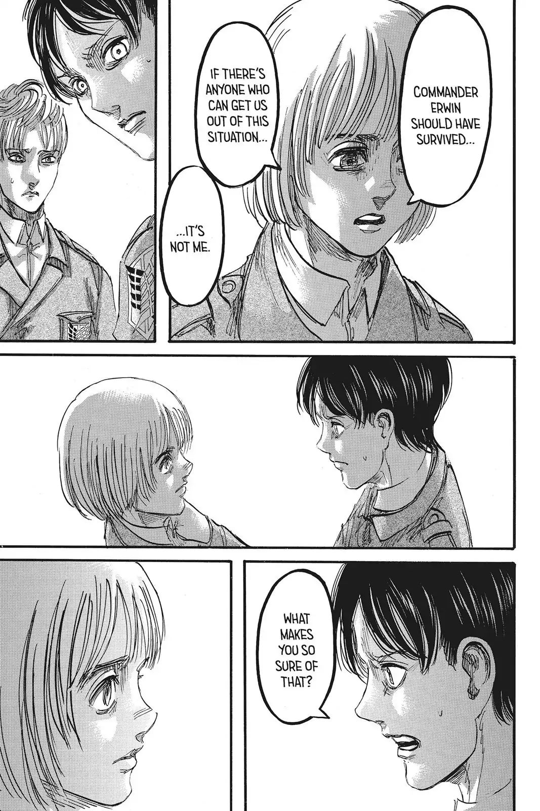 Attack on Titan Chapter 90  Online Free Manga Read Image 19