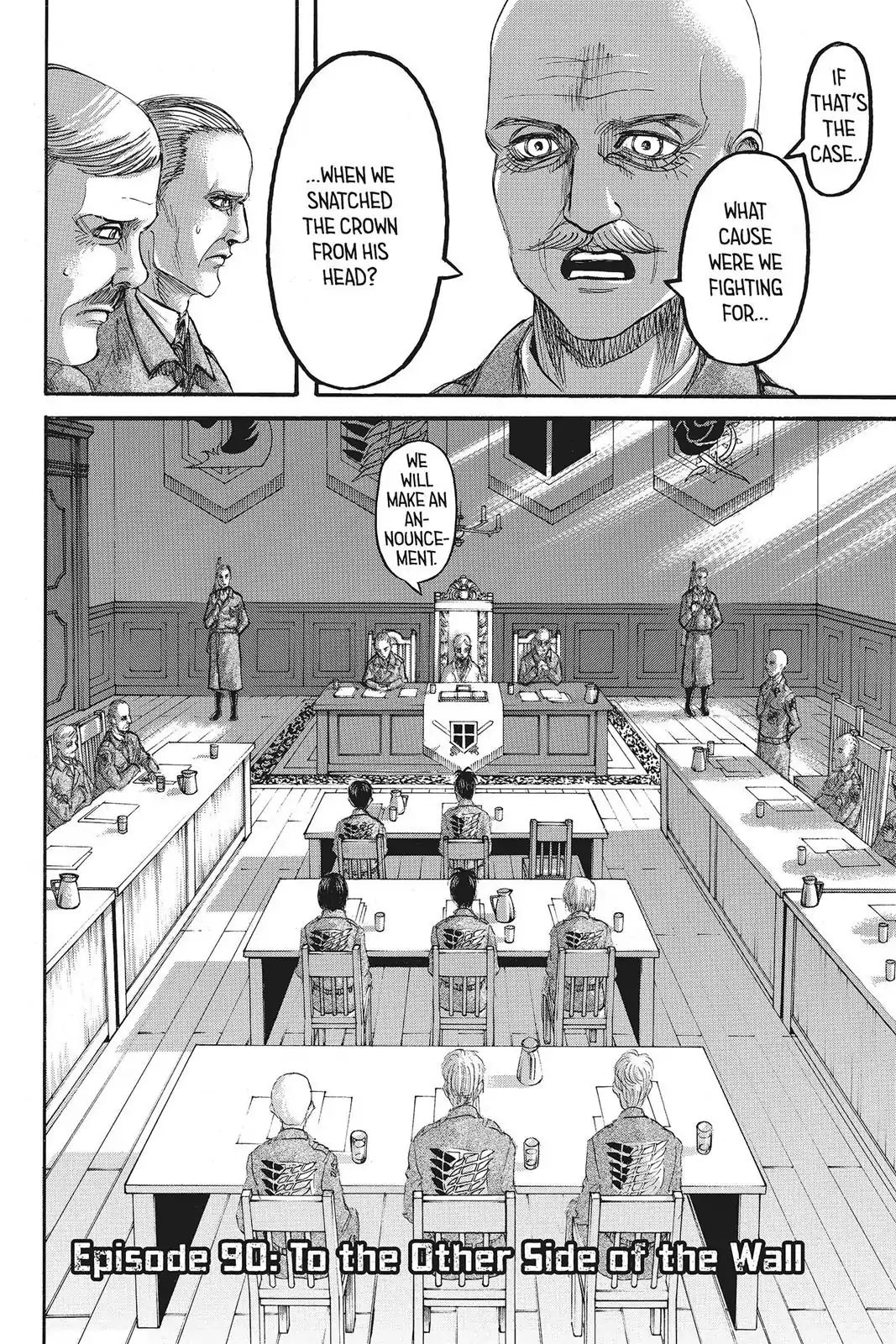 Attack on Titan Chapter 90  Online Free Manga Read Image 2