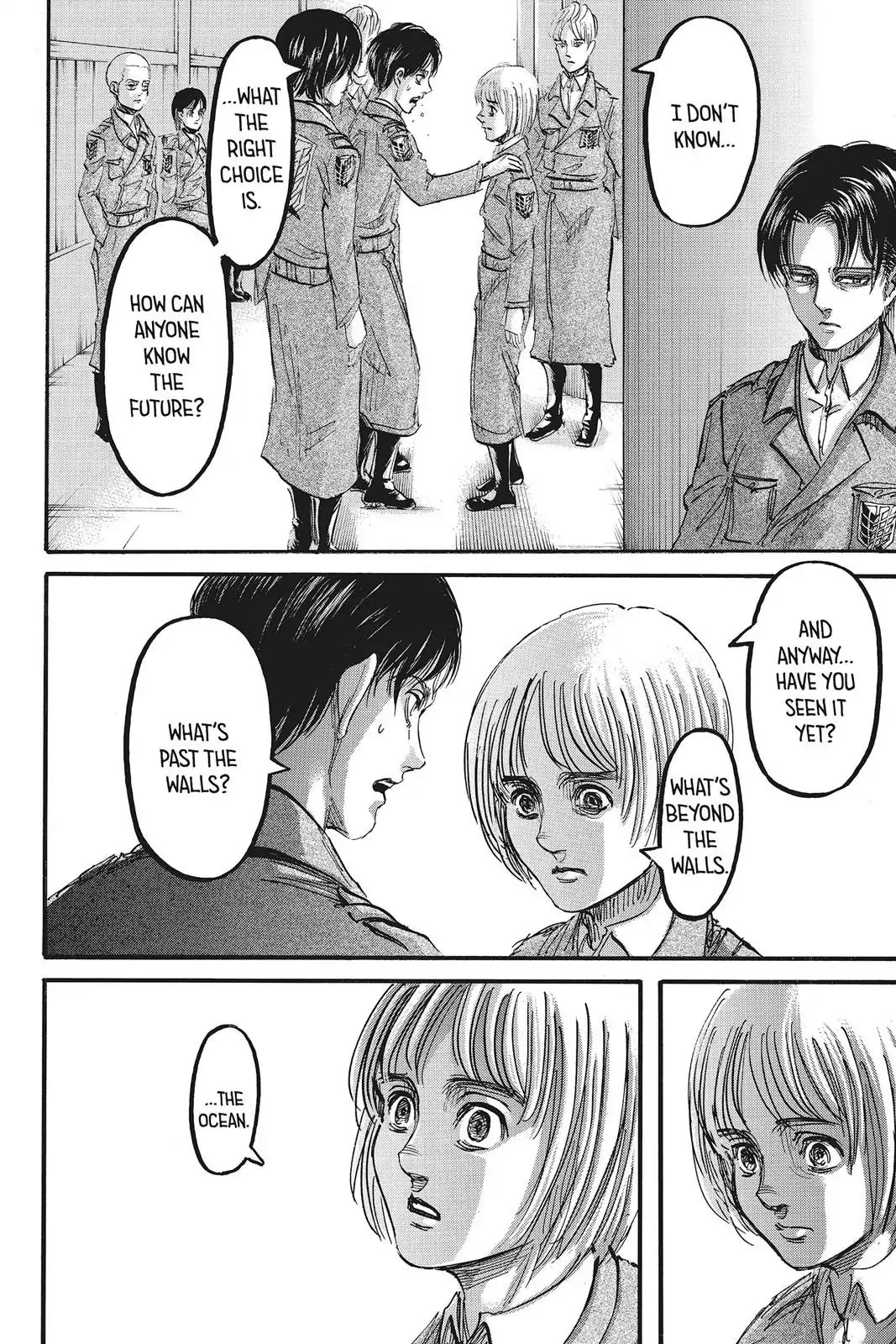 Attack on Titan Chapter 90  Online Free Manga Read Image 20