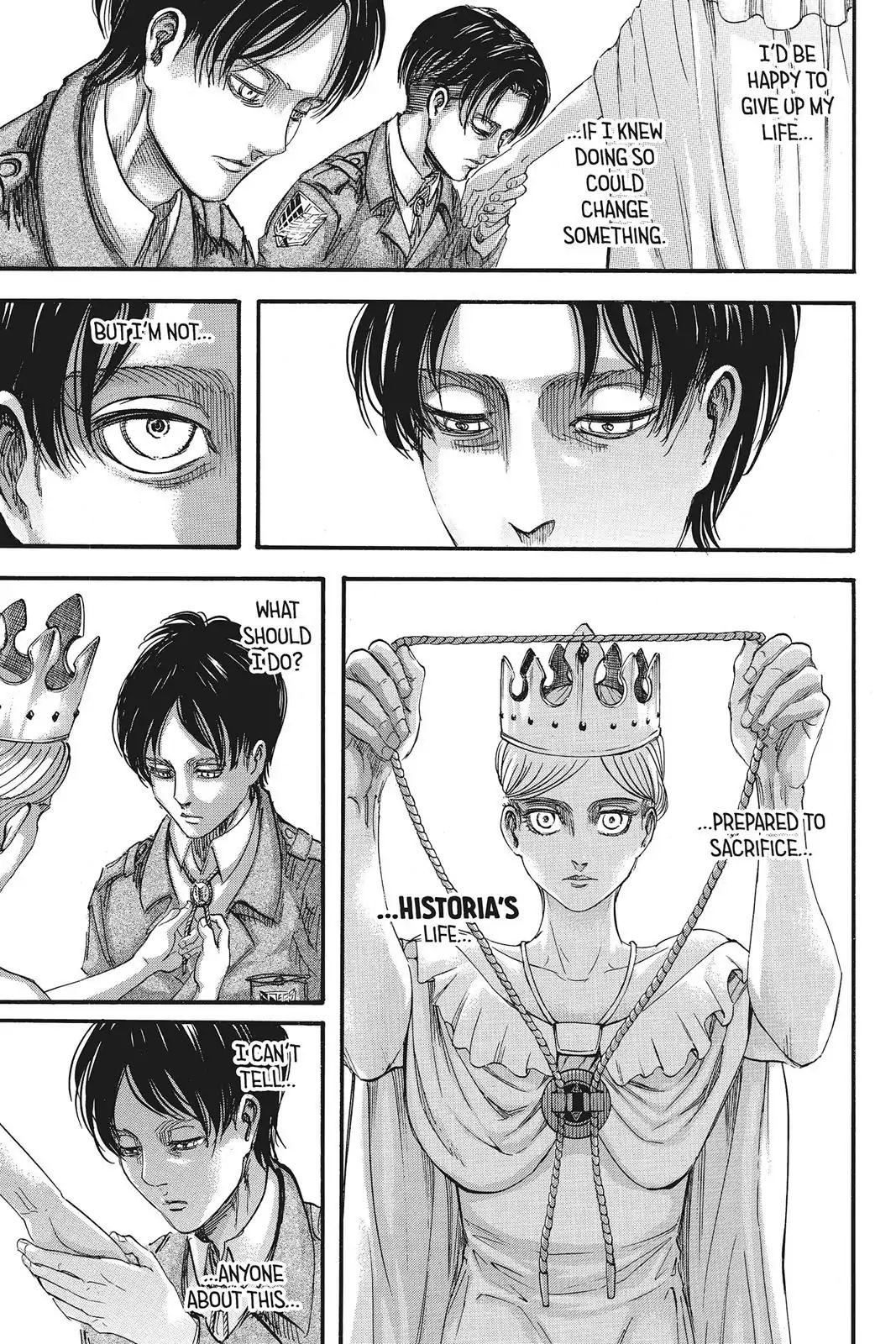 Attack on Titan Chapter 90  Online Free Manga Read Image 25