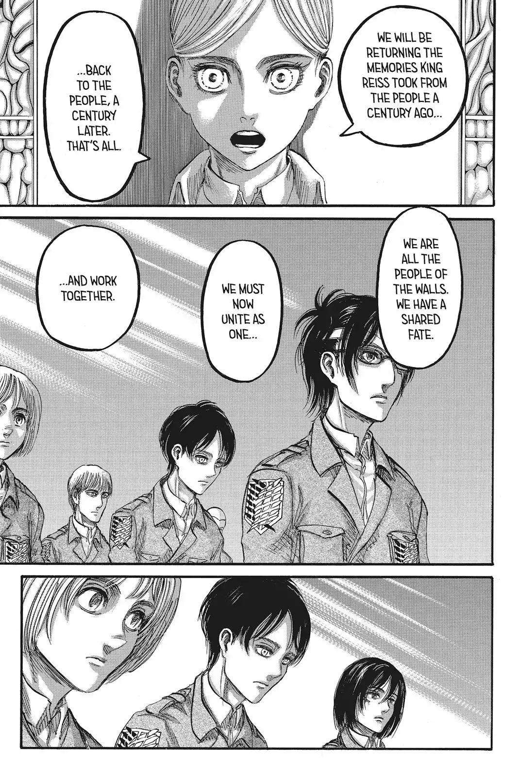 Attack on Titan Chapter 90  Online Free Manga Read Image 3