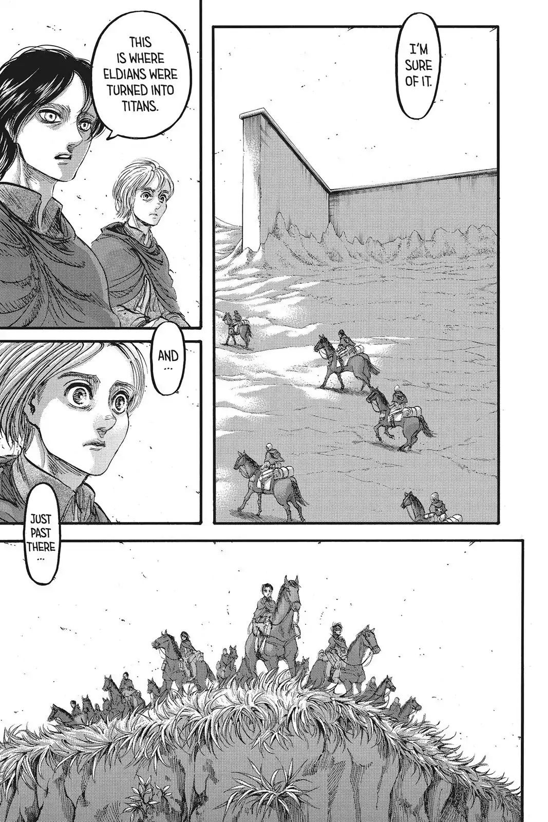 Attack on Titan Chapter 90  Online Free Manga Read Image 36