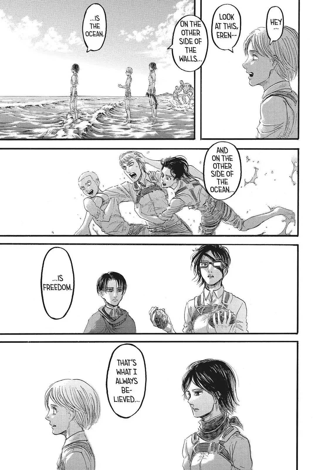 Attack on Titan Chapter 90  Online Free Manga Read Image 41
