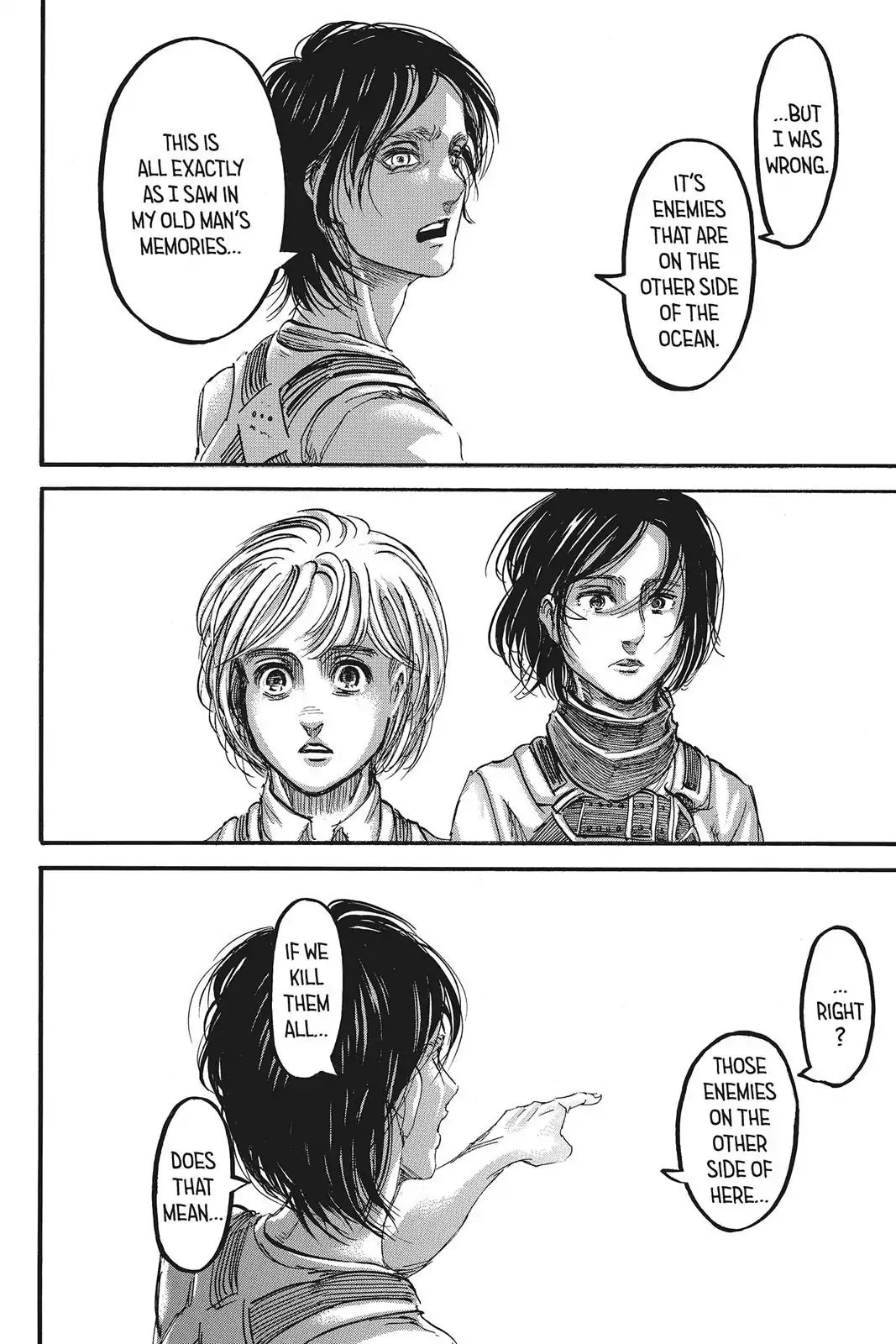 Attack on Titan Chapter 90  Online Free Manga Read Image 42