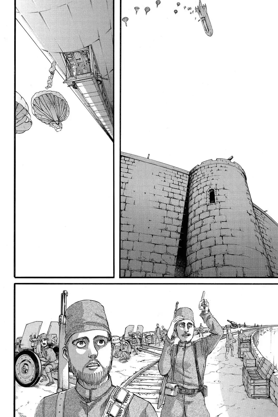 Attack on Titan Chapter 92  Online Free Manga Read Image 13