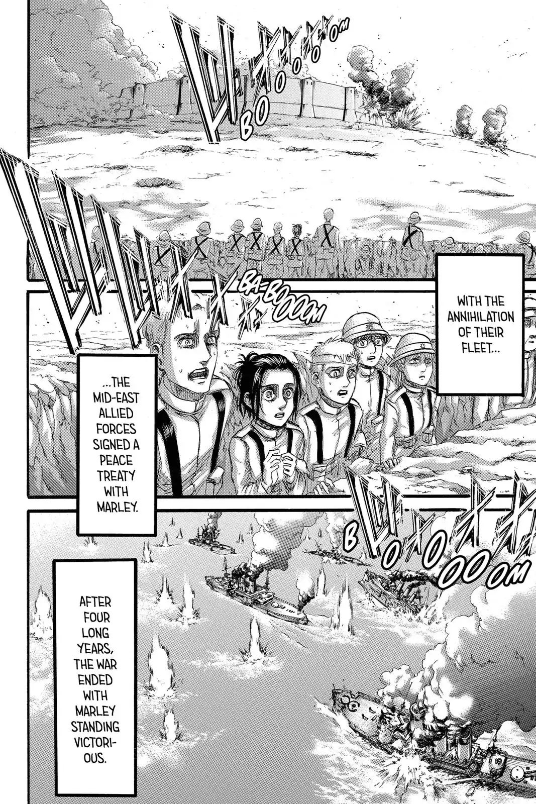 Attack on Titan Chapter 92  Online Free Manga Read Image 39