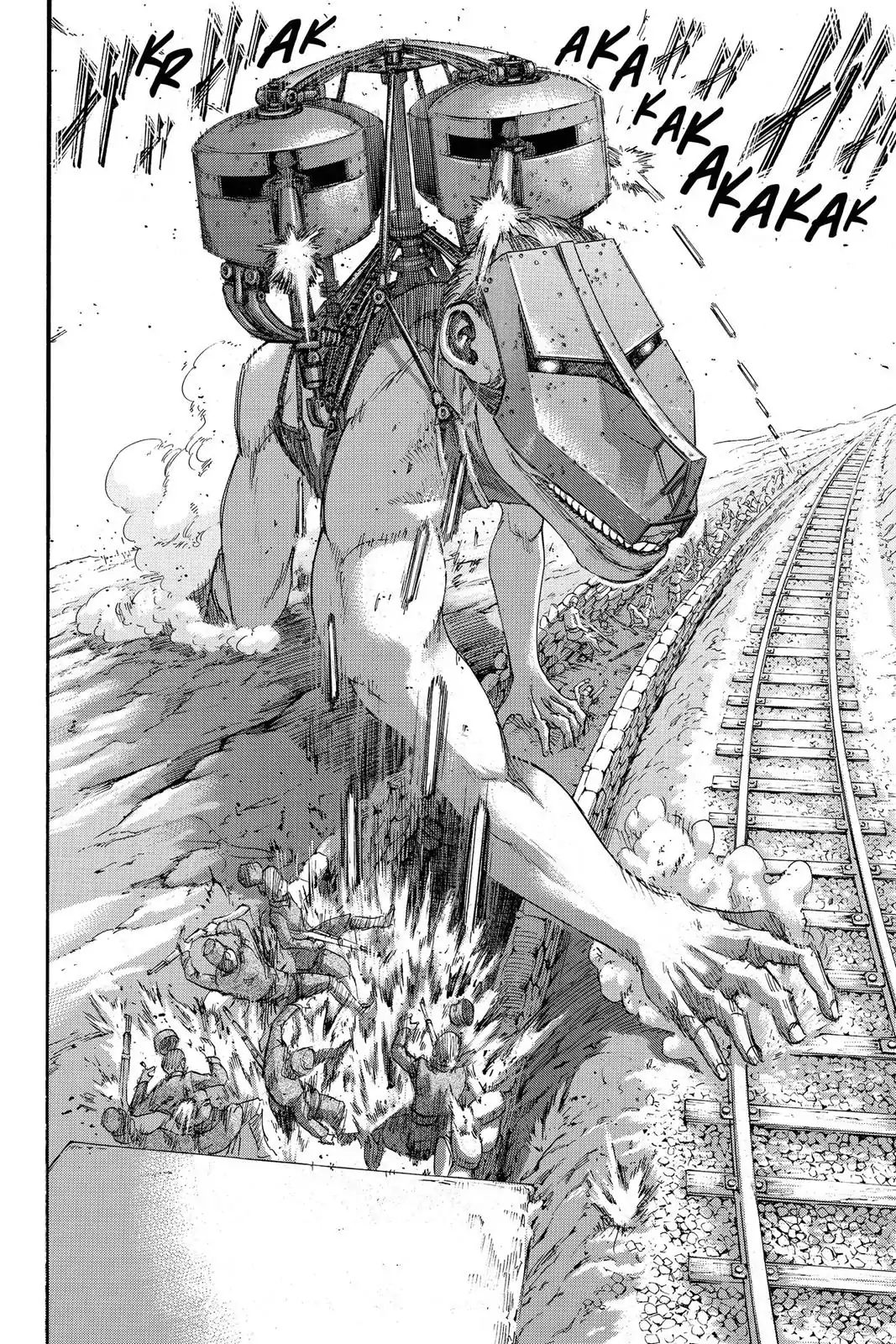 Attack on Titan Chapter 92  Online Free Manga Read Image 7
