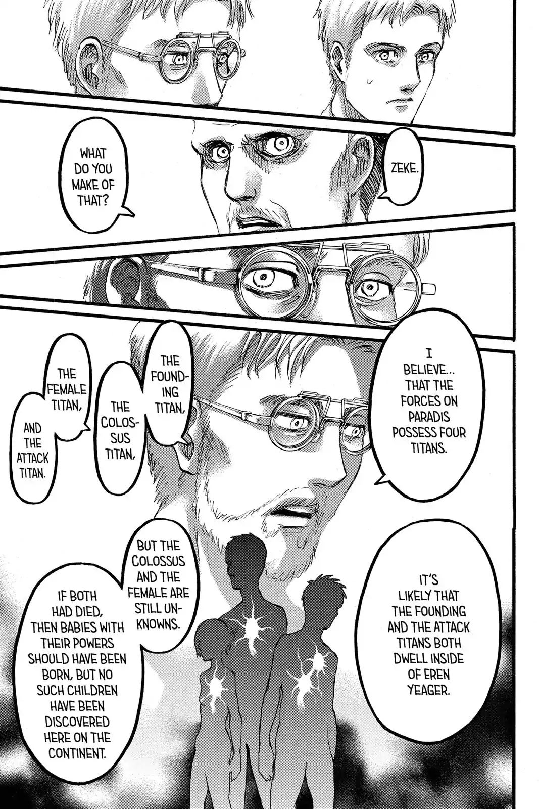 Attack on Titan Chapter 93  Online Free Manga Read Image 15