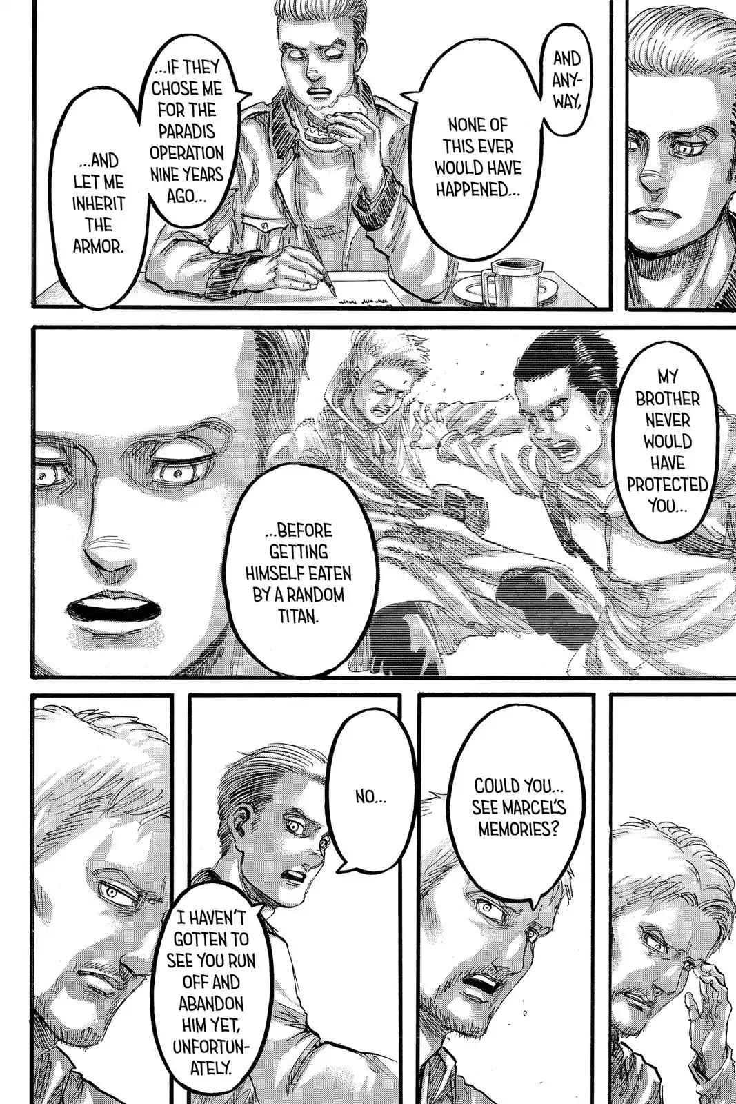 Attack on Titan Chapter 93  Online Free Manga Read Image 24
