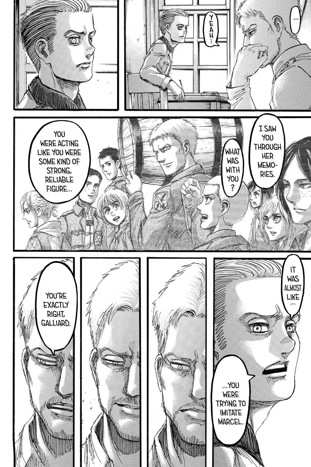 Attack on Titan Chapter 93  Online Free Manga Read Image 26