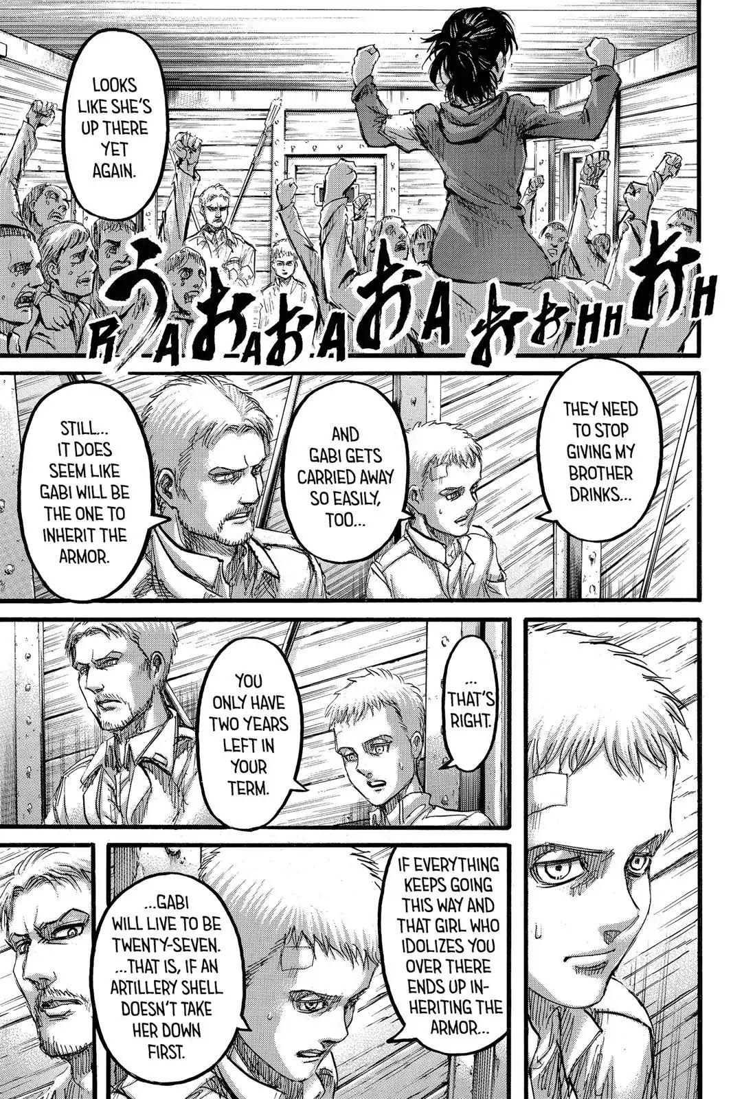Attack on Titan Chapter 93  Online Free Manga Read Image 41