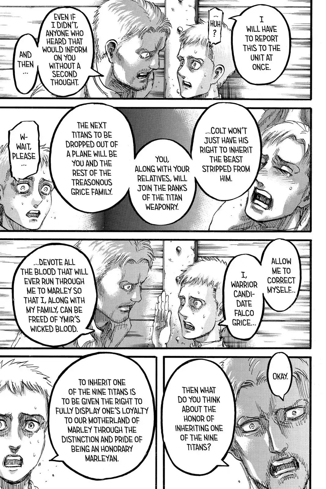 Attack on Titan Chapter 93  Online Free Manga Read Image 43