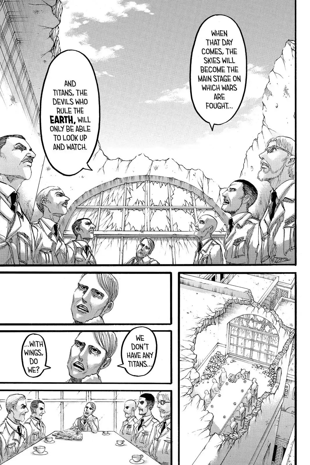 Attack on Titan Chapter 93  Online Free Manga Read Image 5
