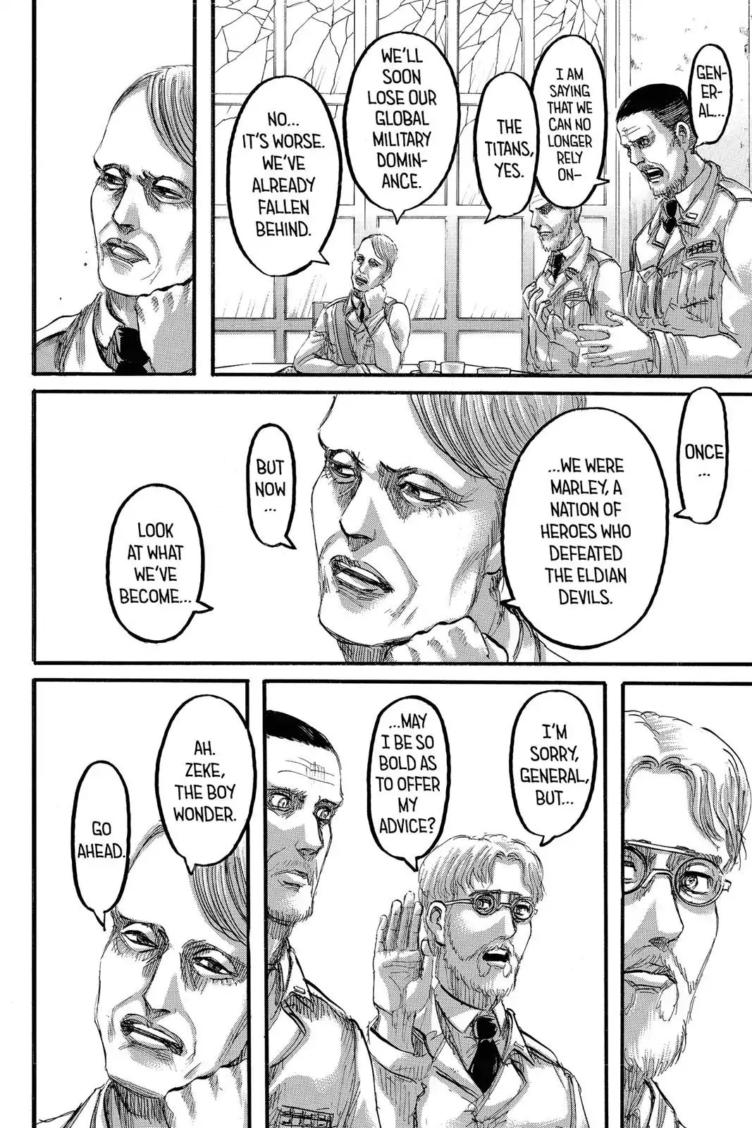 Attack on Titan Chapter 93  Online Free Manga Read Image 6