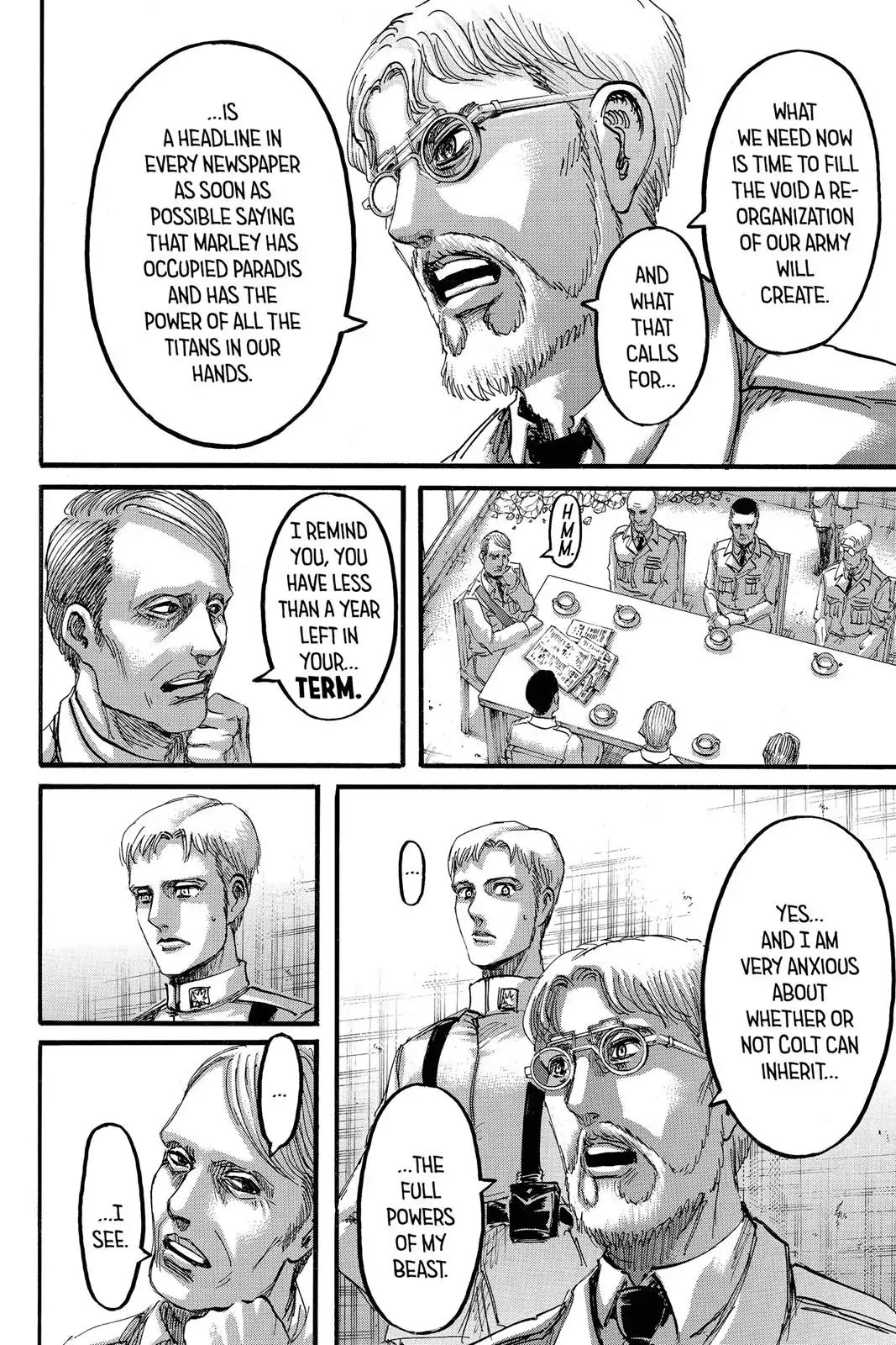 Attack on Titan Chapter 93  Online Free Manga Read Image 8