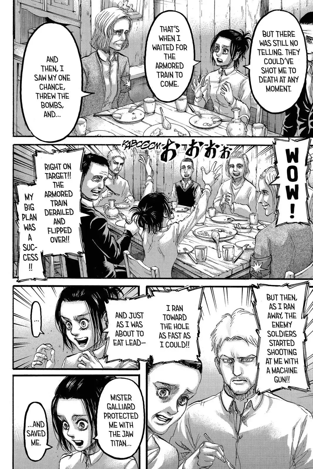 Attack on Titan Chapter 94  Online Free Manga Read Image 15