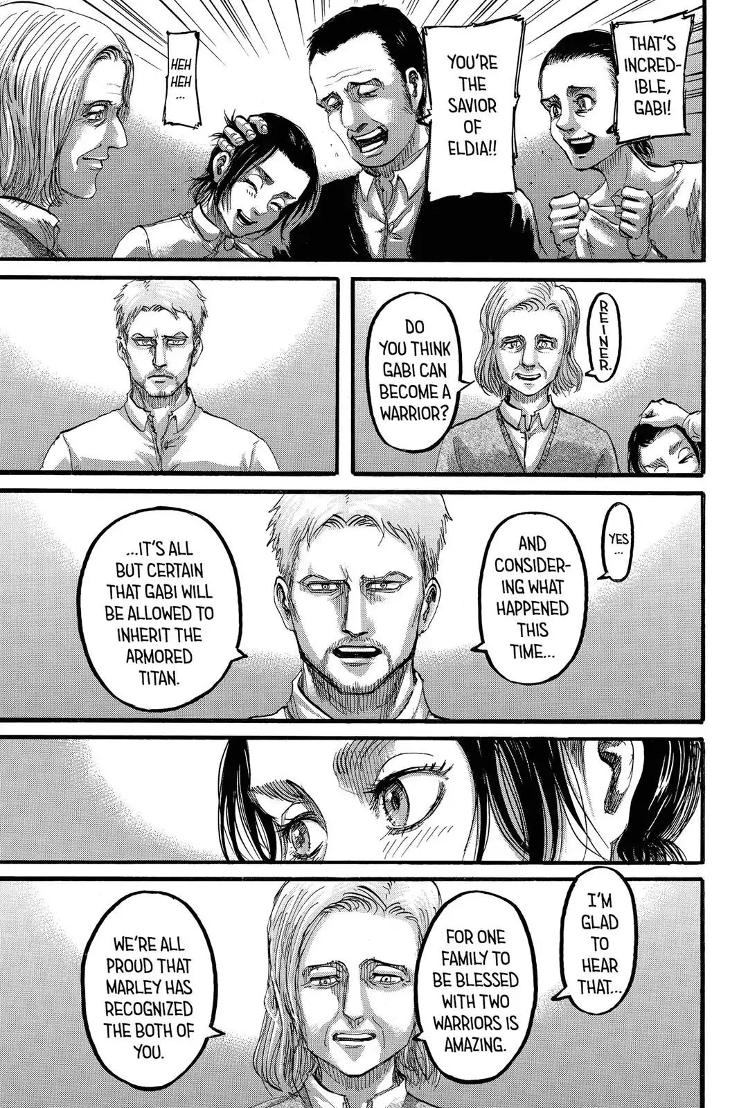 Attack on Titan Chapter 94  Online Free Manga Read Image 16