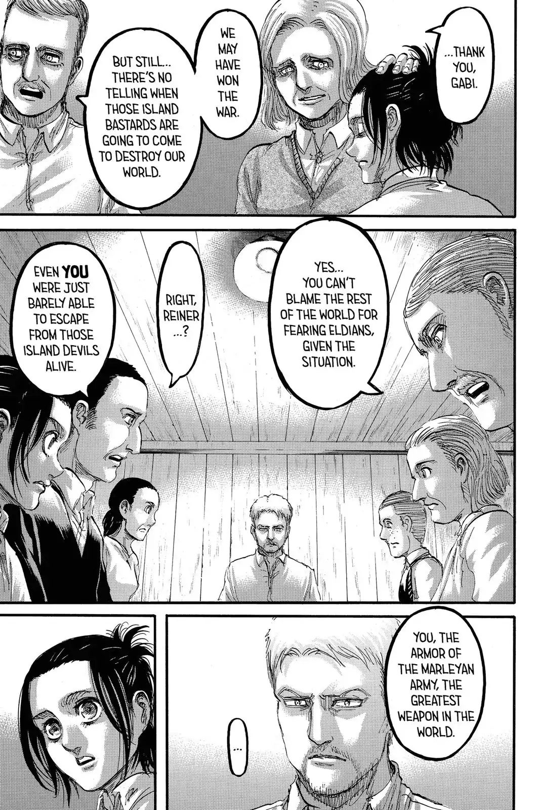 Attack on Titan Chapter 94  Online Free Manga Read Image 18