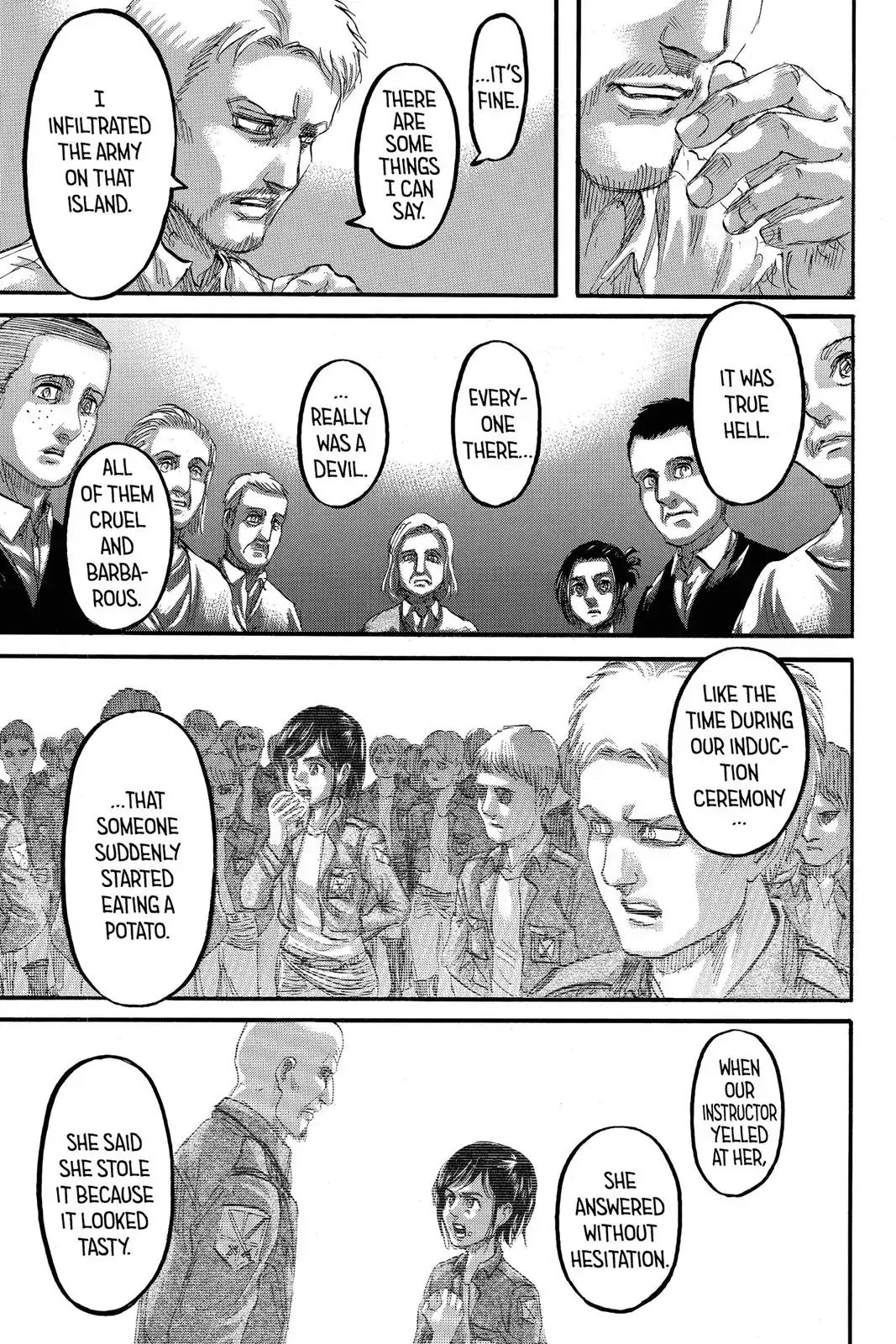Attack on Titan Chapter 94  Online Free Manga Read Image 20