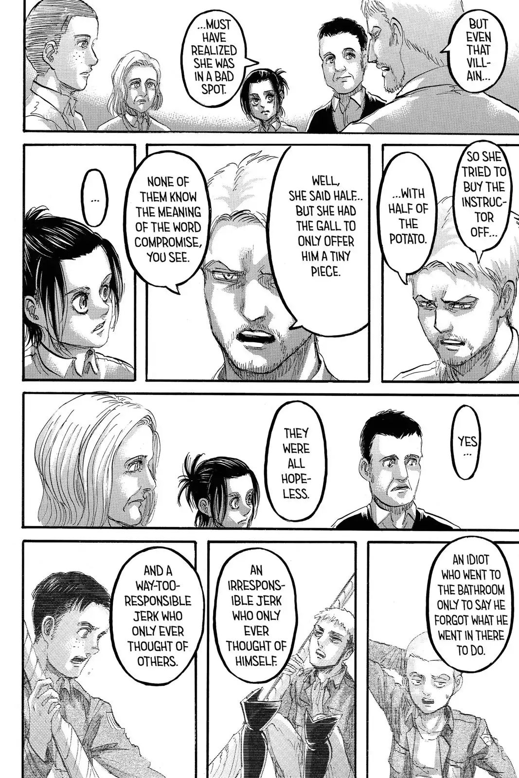 Attack on Titan Chapter 94  Online Free Manga Read Image 21