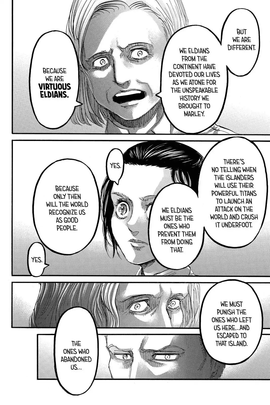 Attack on Titan Chapter 94  Online Free Manga Read Image 25