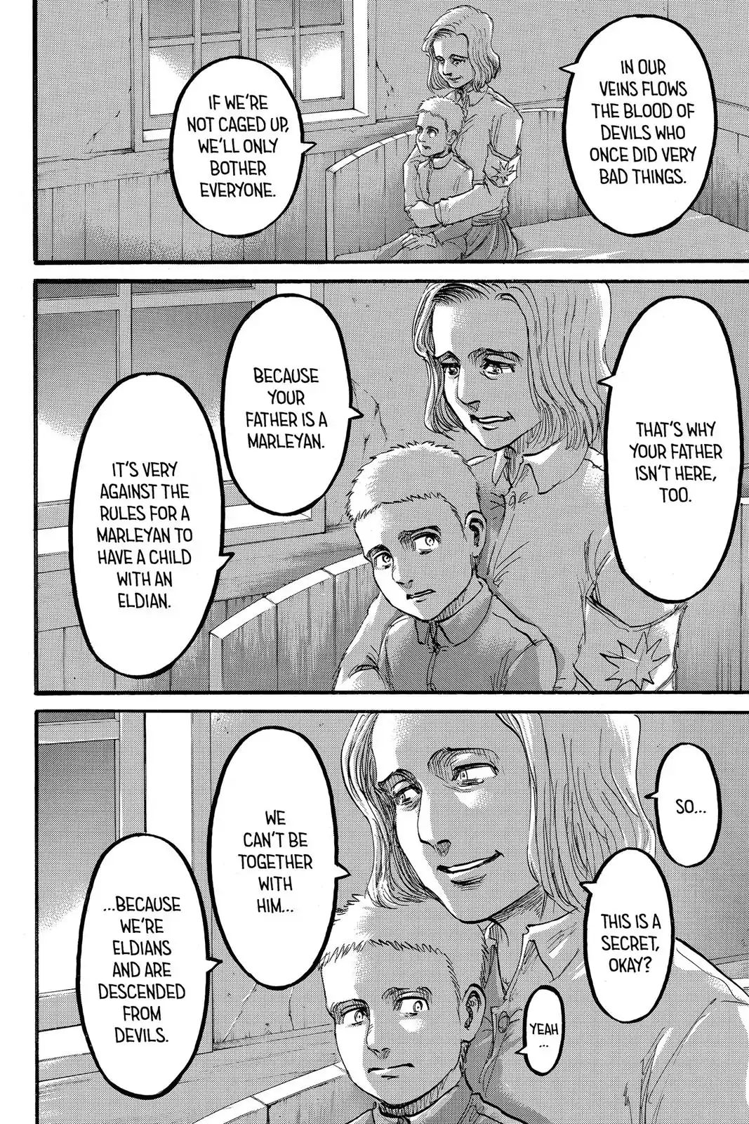 Attack on Titan Chapter 94  Online Free Manga Read Image 27
