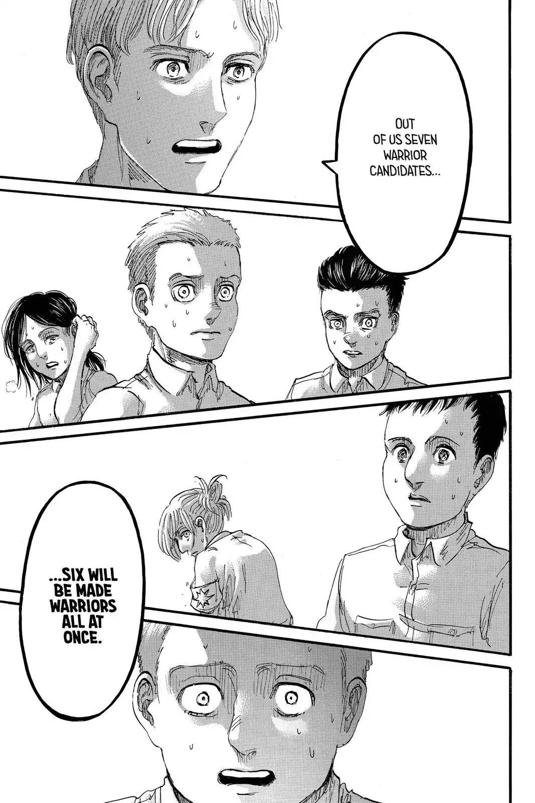 Attack on Titan Chapter 94  Online Free Manga Read Image 36