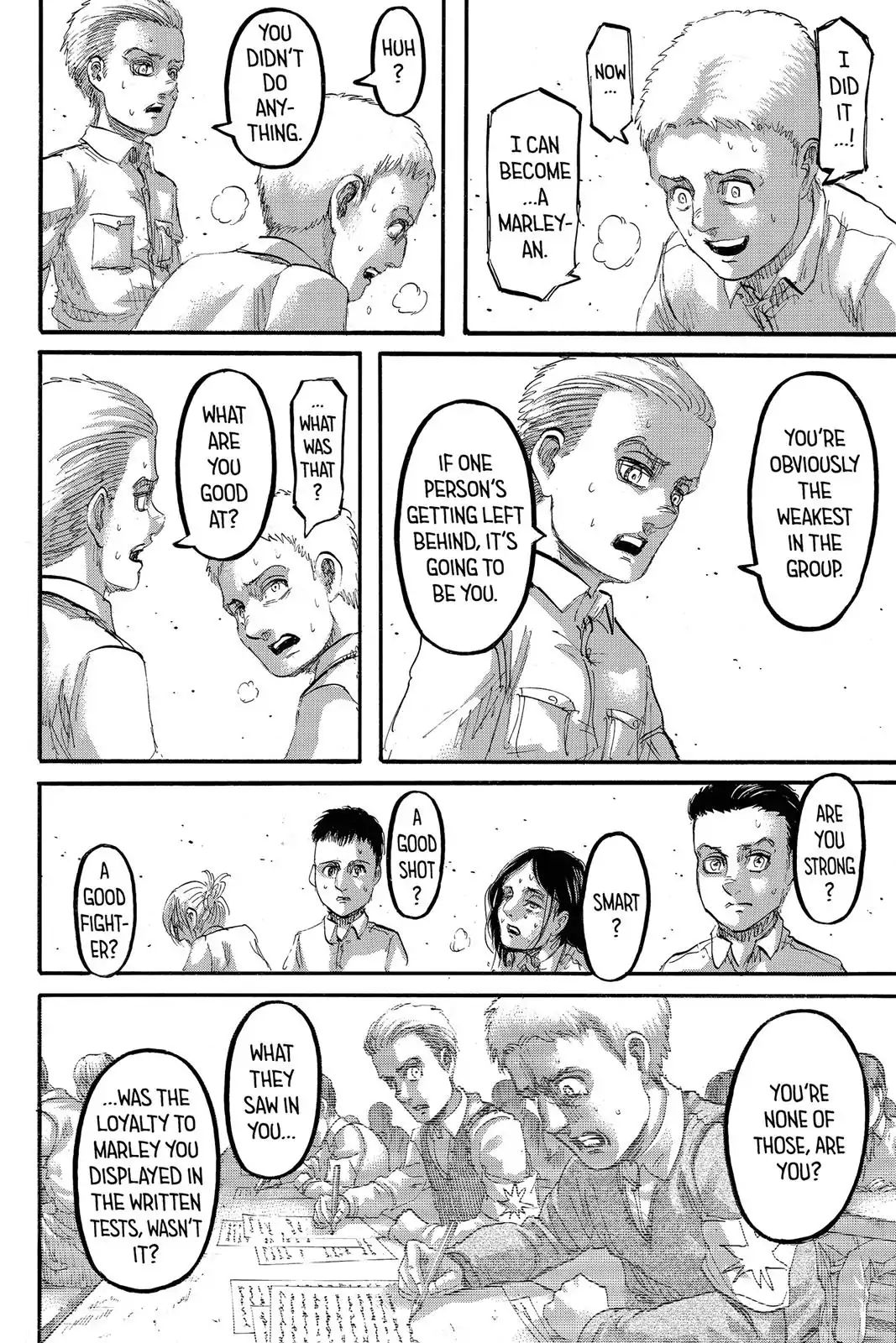 Attack on Titan Chapter 94  Online Free Manga Read Image 37