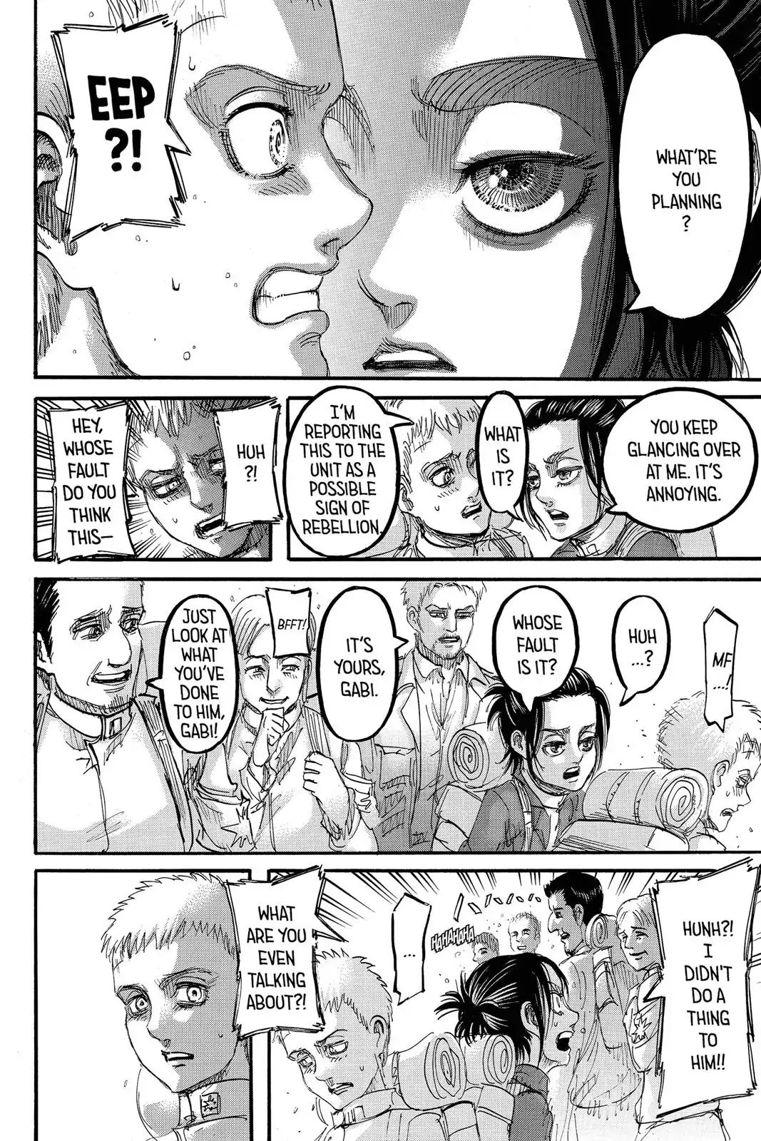 Attack on Titan Chapter 94  Online Free Manga Read Image 5