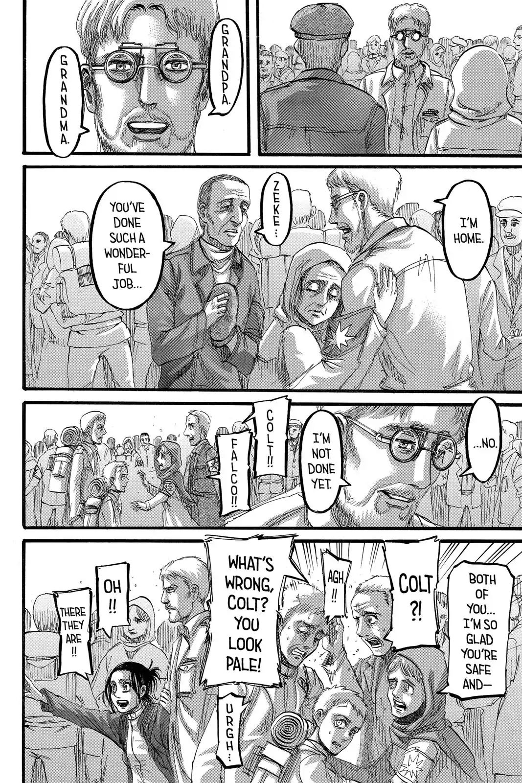 Attack on Titan Chapter 94  Online Free Manga Read Image 9