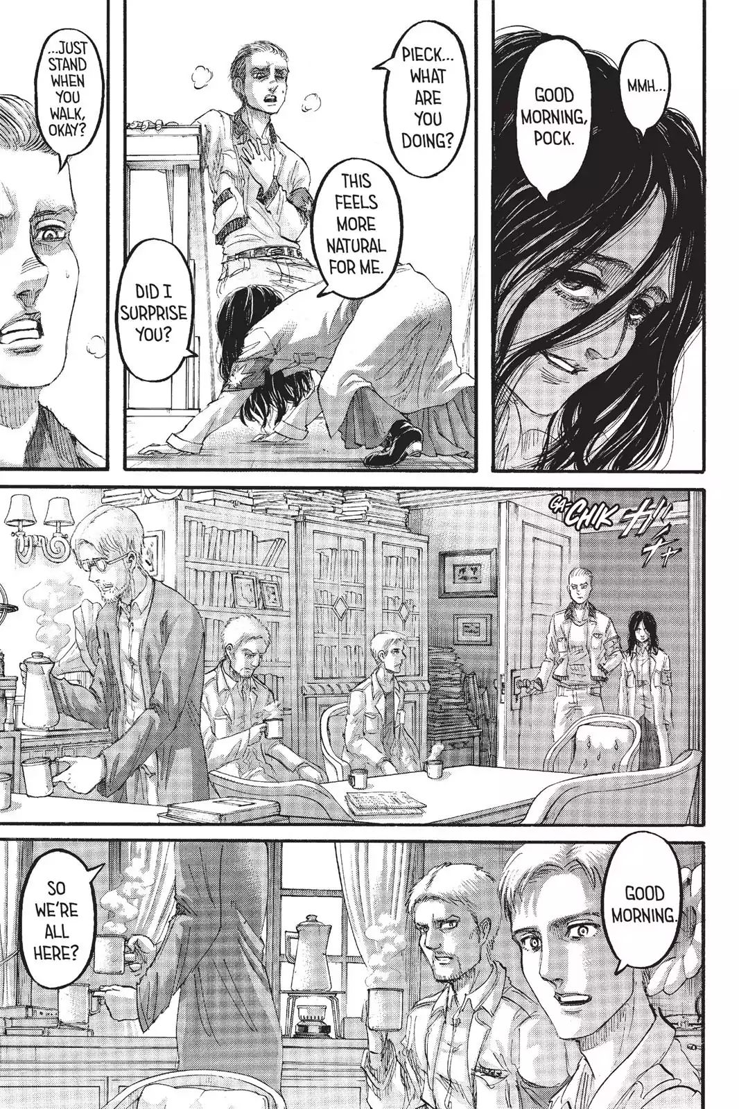 Attack on Titan Chapter 95  Online Free Manga Read Image 10