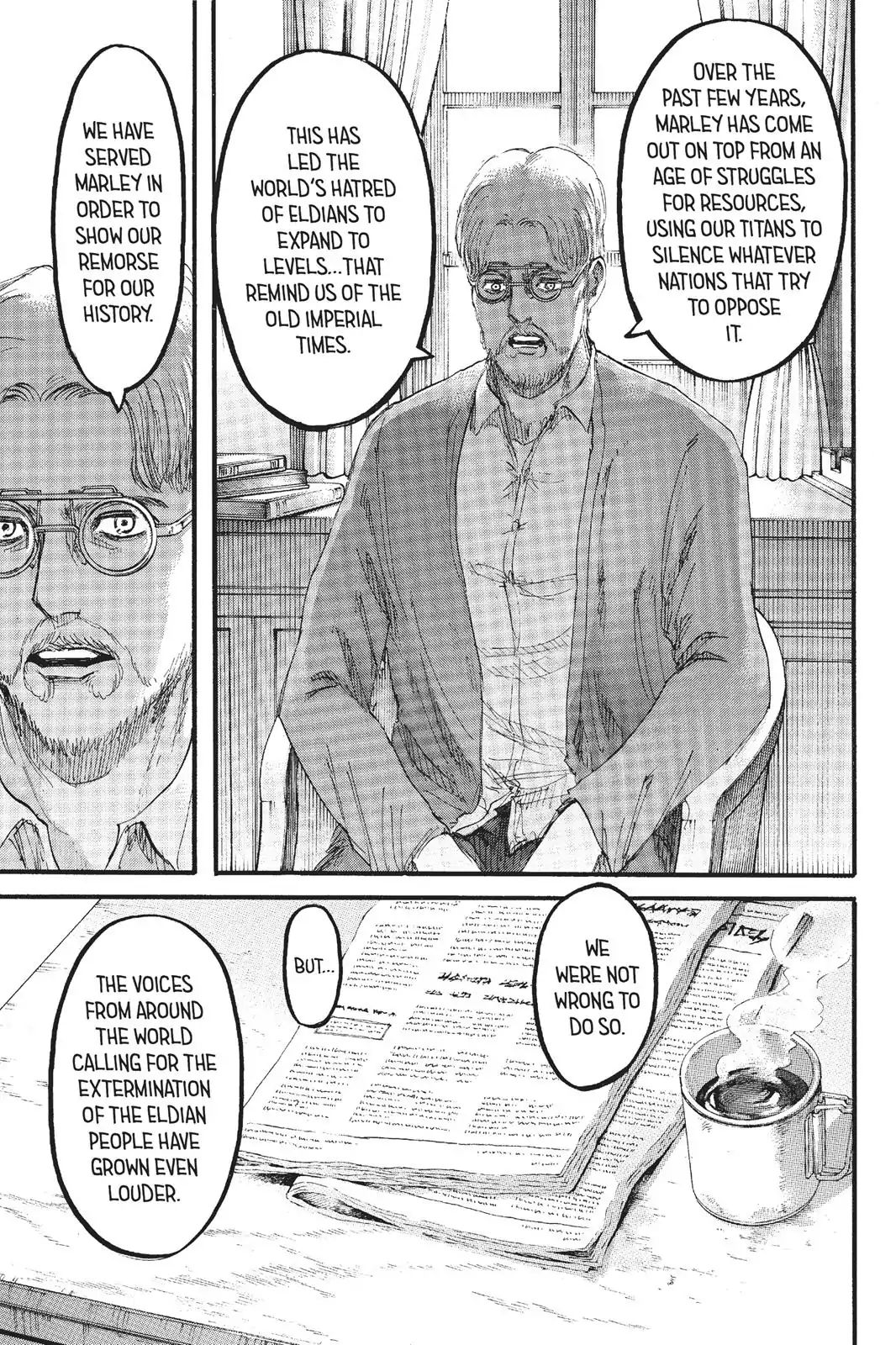 Attack on Titan Chapter 95  Online Free Manga Read Image 12