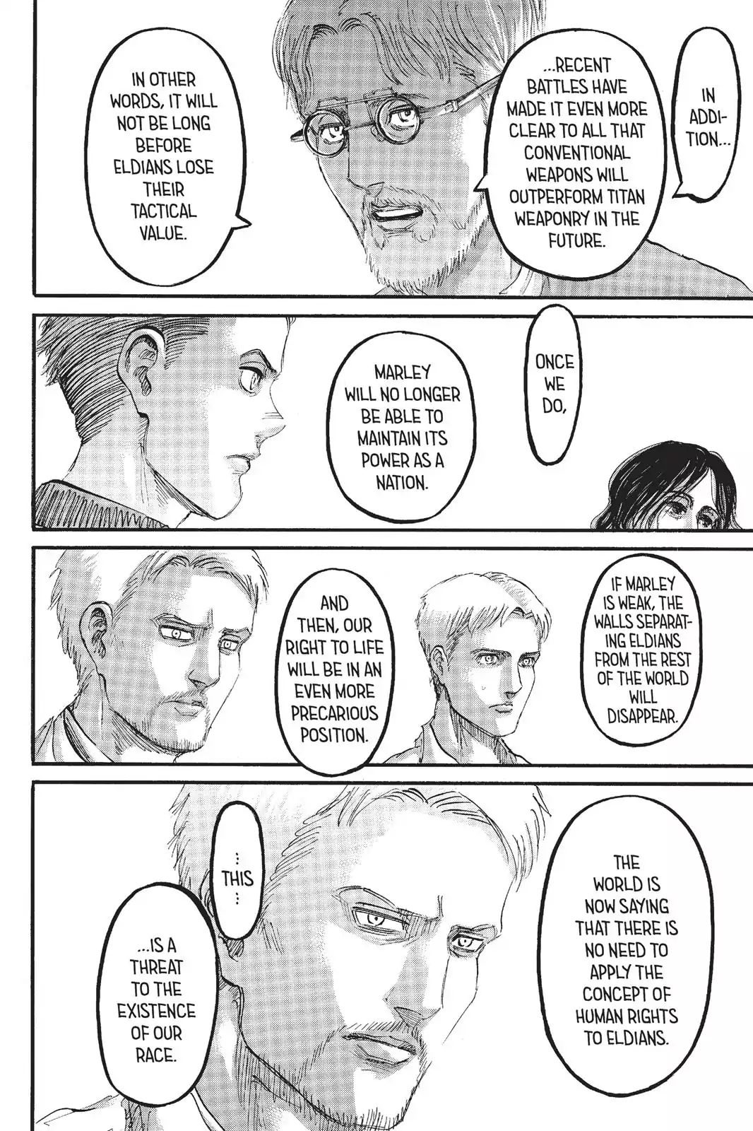 Attack on Titan Chapter 95  Online Free Manga Read Image 13