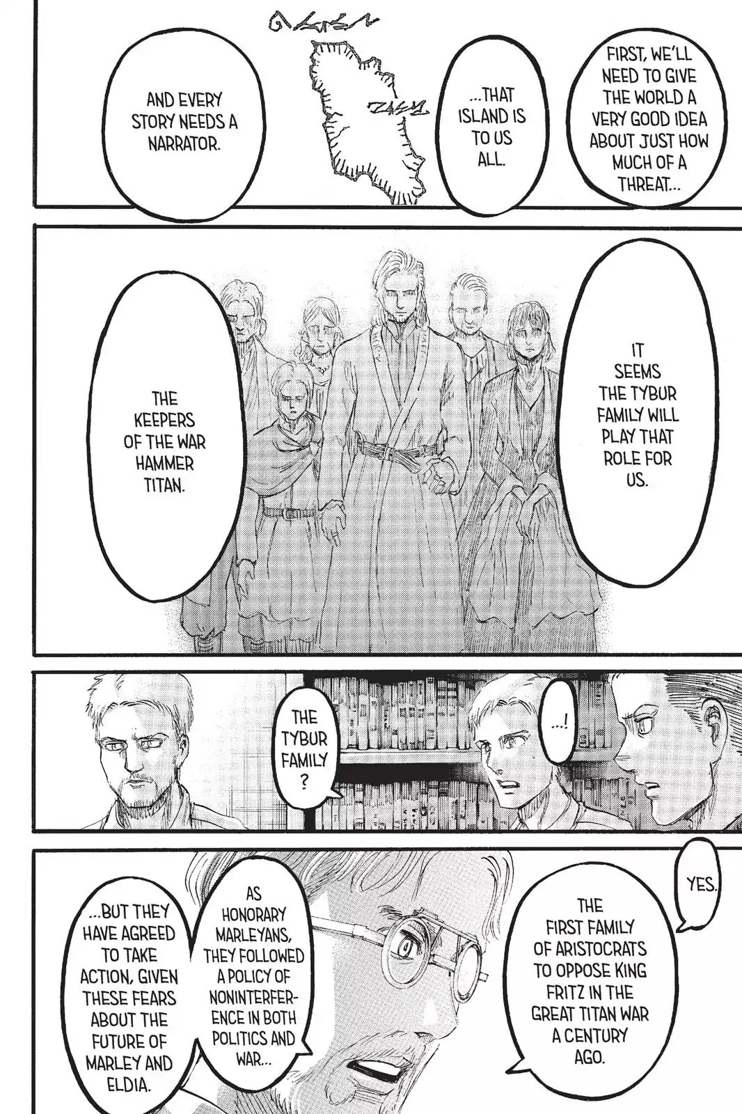 Attack on Titan Chapter 95  Online Free Manga Read Image 15