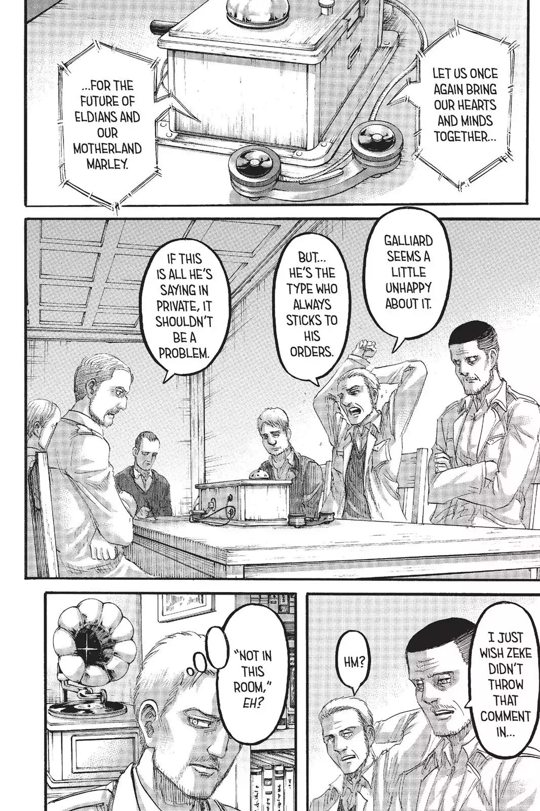 Attack on Titan Chapter 95  Online Free Manga Read Image 19