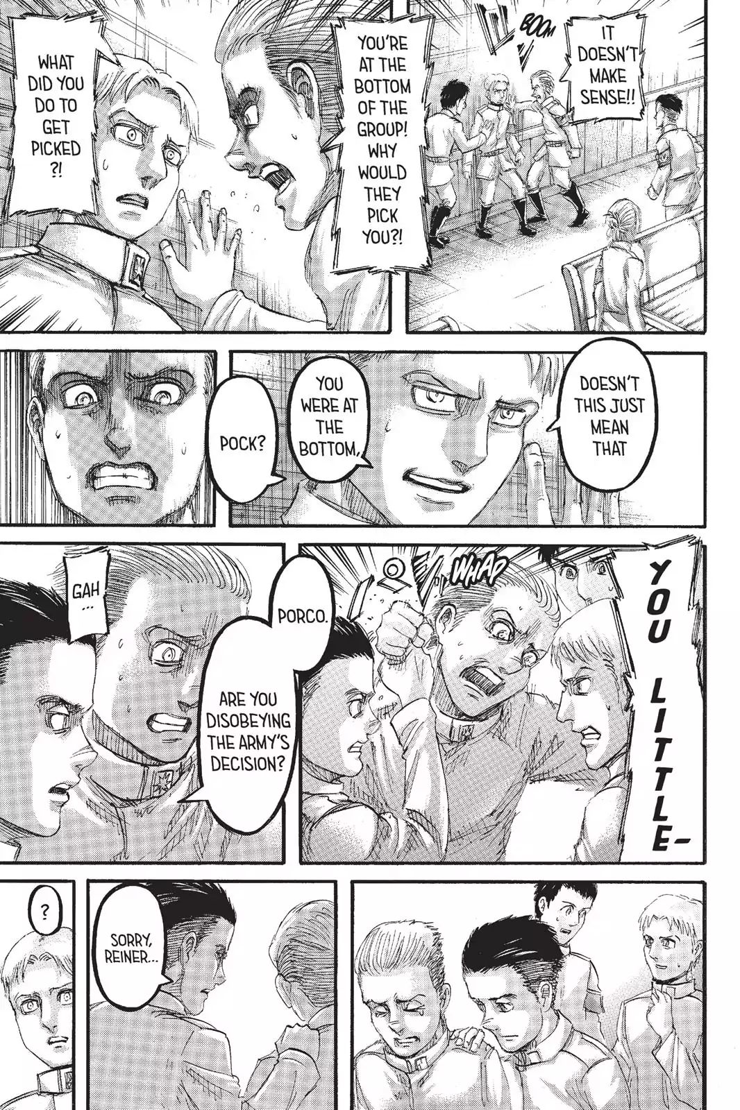 Attack on Titan Chapter 95  Online Free Manga Read Image 31