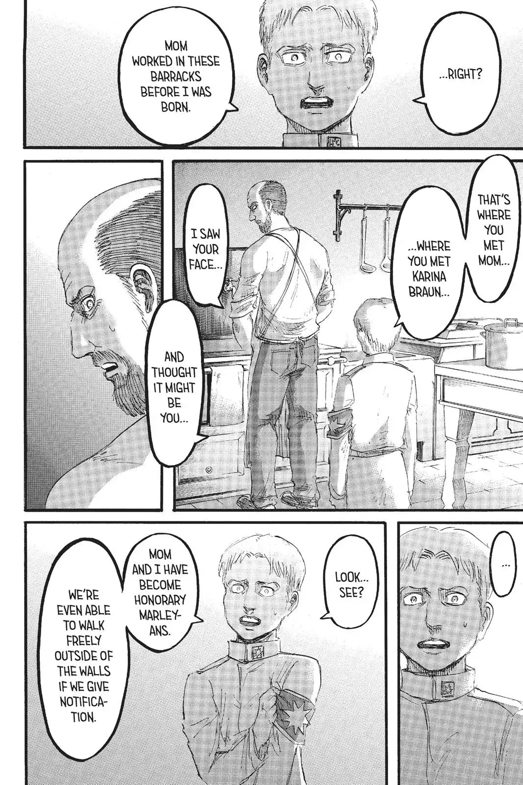Attack on Titan Chapter 95  Online Free Manga Read Image 34
