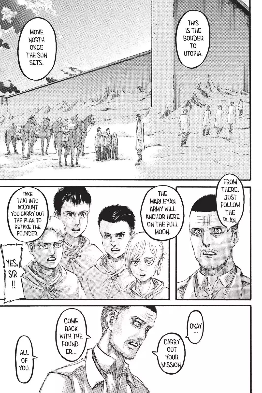Attack on Titan Chapter 95  Online Free Manga Read Image 39