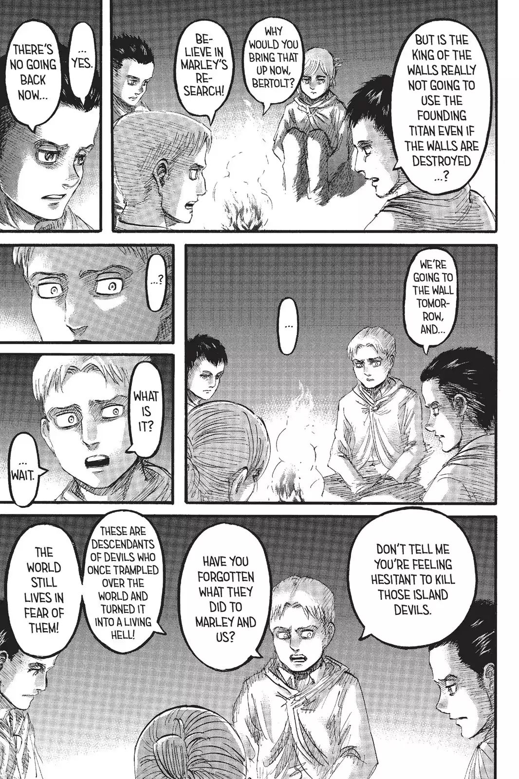 Attack on Titan Chapter 95  Online Free Manga Read Image 41