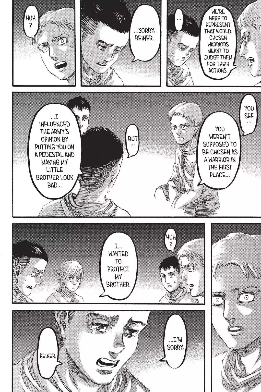 Attack on Titan Chapter 95  Online Free Manga Read Image 42