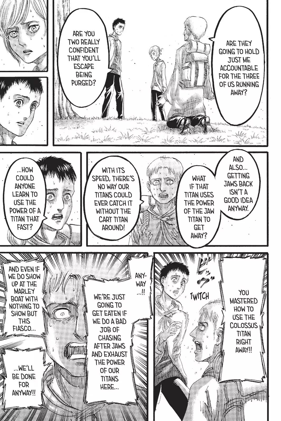 Attack on Titan Chapter 96  Online Free Manga Read Image 10